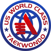 U.S. World Class Taekwondo Association Headquarters Logo